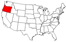 map of oregon us map of oregon oregon county map oregon counties counties in