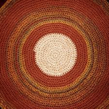 Handmade Rag Rugs For Sale Best Crocheted Rag Rugs Products On Wanelo