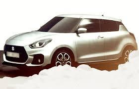 2017 suzuki swift sport to come with boosted up 1 4 turbo report