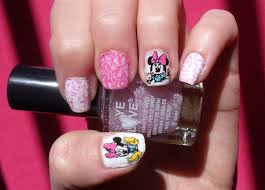 diseño de uñas disney minnie nail design minnie youtube