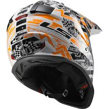 ebay motocross helmets ls2 mx437j fast mini youth motocross helmet junior mx dirt bike