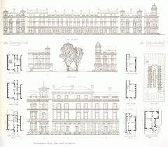 Groombridge Place Floor Plan by Hyde Park Gate And Kensington Gate British History Online