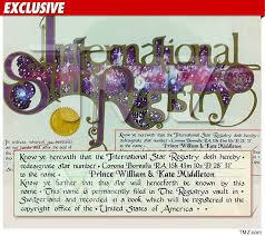 wedding registry search engine prince william kate middleton an astronomical wedding gift