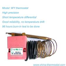 wy capillary thermostat for egg incubator
