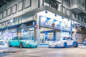 lexus hk career rwb hong kong porsche 993 on 18