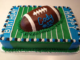 best 25 football birthday cake ideas on pinterest football