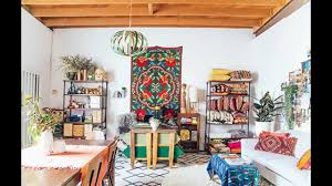 XXL Bohemian Style Oasis Interior Design  YouTube - Bohemian style interior design