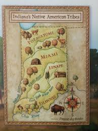 Map Of Native American Tribes Social Studies Welcome To 4th Grade