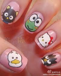 30 best hello kitty nail art images on pinterest hello kitty