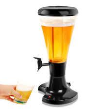 bud light draught ball cold box beer tower dispenser ebay