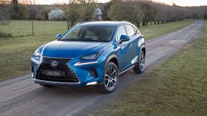 lexus bmw 2018 lexus nx review caradvice road and tracks