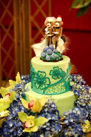 peacock wedding cake topper spiritmama and soul sock monkey wedding cake topper with