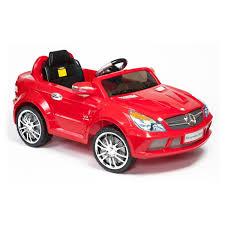 cars mercedes red licensed mercedes benz sl 65 12v kids battery powered car