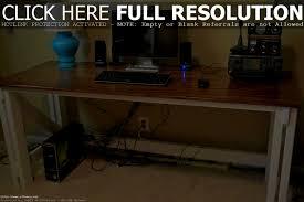 Cheap Desk Organizers by Prepossessing Diy Home Desk Cheap Homemade Ideas Office Easy