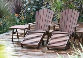 Patio Adirondacks Labadies Patio Furniture - Ipe outdoor furniture
