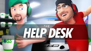 Help Desk Funny Stories Jacksepticeye U0026 Markiplier Animated The Help Desk Prey