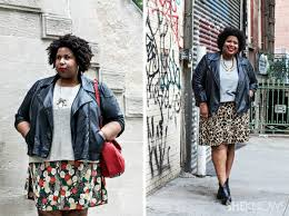 16 totally fabulous leather pieces for plus sizes