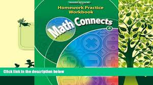 audiobook math connects grade 4 homework practice workbook