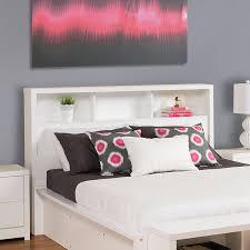 amazon com prepac whfq 0500 1 calla double headboard queen white