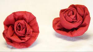 10 hochzeitstag rosenhochzeit blumen basteln aus krepppapier feinkrepp basteln how to