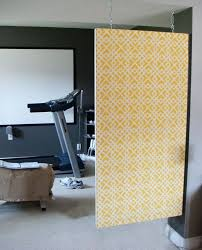 Sliding Panels Room Divider by Best 10 Diy Room Divider Ideas On Pinterest Curtain Divider