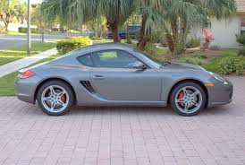 porsche cayman s 2010 for sale confessions of a cayman convert flatsixes