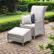 Kettler Jarvis Recliner Avance Sunlounger Universal Furniture Singapore