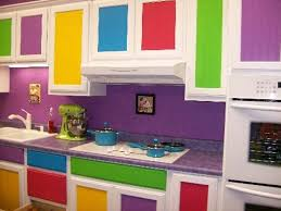multi color kitchen ideas best kitchen cabinets design colored kitchen cabinets