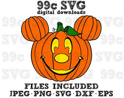 mickey mouse halloween witch hat svg dxf png vector cut file