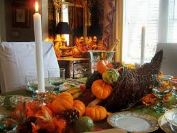 Thanksgiving Table Setting by Traditional Thanksgiving Decorating Ideas Thanksgiving