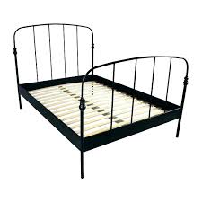Ikea Bed Frame Ikea Metal Bed Ianwalksamerica