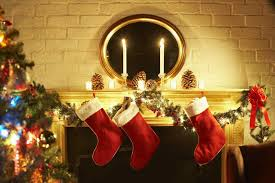 fireplaces best christmas fireplace gif gif fire images on