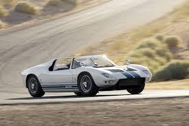 1965 ford gt40 roadster prototype desert motors com