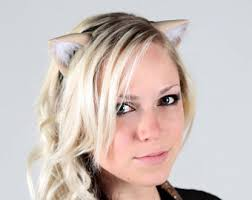 Halloween Costume Cat Ears Cute Cat Ears 208 Color Combos Cosplay Parties