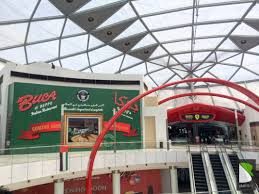 ferrari world bocca di beppo yas mall ferrari world artist graffiti uae