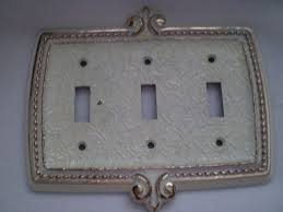 Shabby Chic Switch Plate by 40 Best Switch Plates Images On Pinterest Light Switches Light