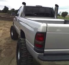 dodge cummins with stacks customer stack pics black cloud diesel s customers trucks with