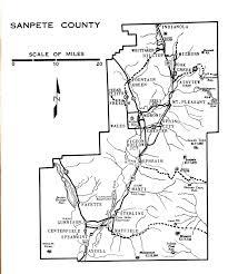 Utah County Maps by Mt Pleasant Pioneer 6 1 13 7 1 13