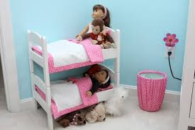 love the ikea doll bunk bed