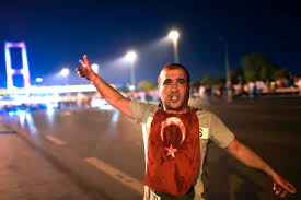 It Is Being Reported That Turkish Military Forces Have by Turkey Coup U2014prime Minister Reports Military Takeover Attempt Time
