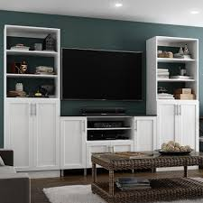 Home Depot Design Center Reviews by Modifi Mocha Storage Entertainment Center Kit Enet120 Mmg The