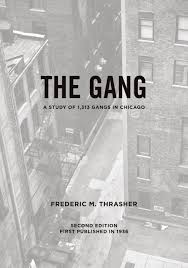 University Of Chicago Map by The Gang A Study Of 1 313 Gangs In Chicago Thrasher