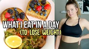what i eat in a day to lose weight healthy cheap recipes youtube