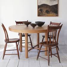 50 chairs nickey kehoe u0027s latest dining table is the nk 50 round dining table