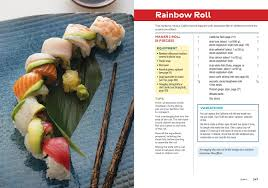 the complete guide to sushi and sashimi includes 625 step by step
