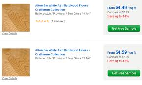 ash hardwood flooring per square cost material prices how