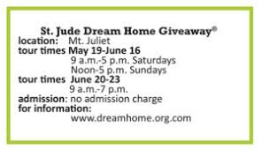 www dreamhome com st jude dream home returns to jackson hills nashville house and