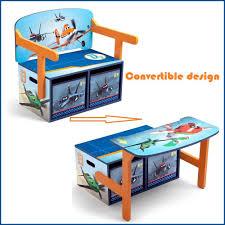 toy storage benches kids disney desk storage bench chairs 3 in 1 toy box organizer