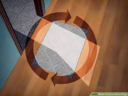 Cleaning Wool Area Rugs How To Clean Wool Rugs 12 Steps With Pictures Wikihow