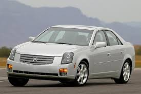 2006 cadillac cts top speed 2006 cadillac cts overview cars com